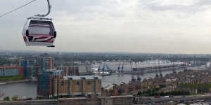 In Pictures: A Ride On The Cable Car