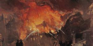 Paul Dessau's War Art @ London Fire Brigade Museum