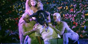 Theatre Review: A Midsummer Night's Dream @ Regent's Park Open Air Theatre