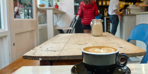 London Blend: Federation Coffee, Brixton Village