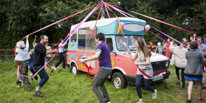 In Pictures: The Ice Cream Van Presents The London Scarecrow Championships