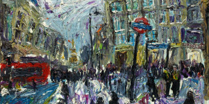 Art Preview: Two London Exhibitions @ Panter & Hall