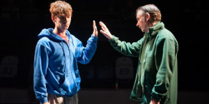 Theatre Review: The Curious Incident Of The Dog In The Night Time @ National Theatre