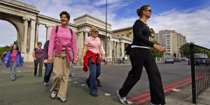 Free Guided Walks And Cycle Rides To Olympic Events