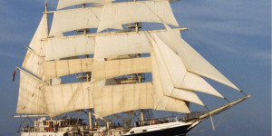 Visit A Tall Sailing Ship At Wood Wharf
