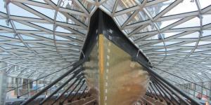 """Cutty Sark """"Wins"""" Bad Architecture Award"""
