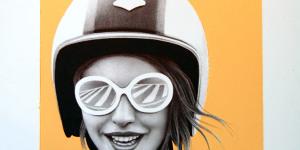 Art Preview: James Mylne - Vintage Vogue @ Rook And Raven