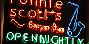 Live Music Tip: Upstairs Bar At Ronnie Scott's