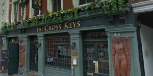 Historic Chelsea Pub Attracts Squatters