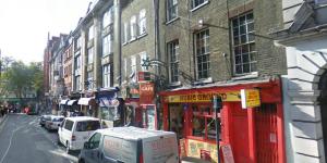 London's Forgotten Disasters: The Denmark Street Fire