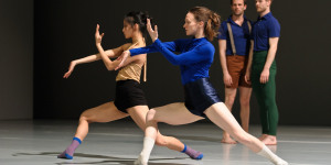 Dance Review: Itamar Serussi, MONO @ The Place