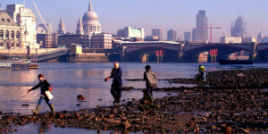 Volunteers Needed To Help Clean Up The Thames