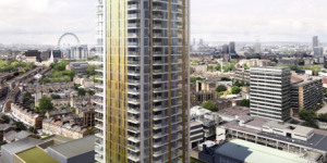 Elephant & Castle Skyscraper Approved