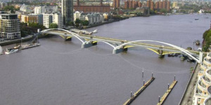 New Bridge At Battersea One Step Closer