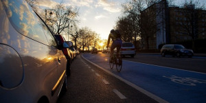 Report Calls For Cuts In Cycling Casualties