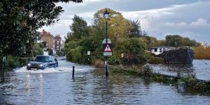 Flood Alerts Edge Closer To London