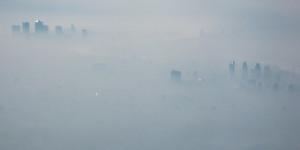 The Great Smog Of London, Tweeted