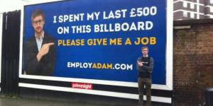 Have You Seen Adam Pacitti's Billboard?
