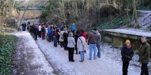 Preview: Walk London Winter Wanders - Short Ones