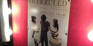 Theatre Review: Overruled @ The Old Red Lion Islington