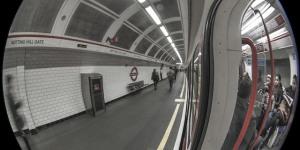 Londonist Underground: Fish-Eye Tube