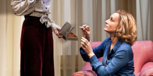 Theatre Review: Old Times @ Harold Pinter Theatre