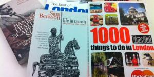 London Books Roundup
