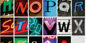 Typography Walks And Workshops For Font Fanciers