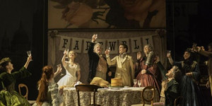 Theatre Review: Trelawny Of The Wells @ Donmar Warehouse