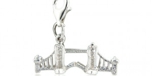 Silver London Charms From Xclusive Jewellery
