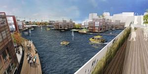 Mayor Calls For Floating Thames Village