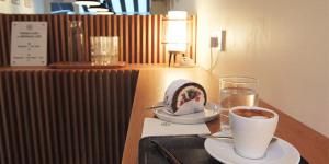 London Blend: The Monocle Cafe, Marylebone