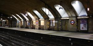 Queen Visits Baker Street Tube Station