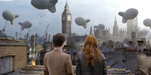 Mapped: Doctor Who In London