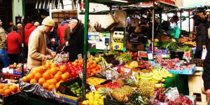 Food Poverty In London Increasing