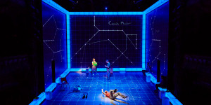 Theatre Review: The Curious Incident Of The Dog In The Night-Time @ Apollo Theatre