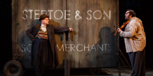 Theatre Review: Steptoe and Son @ Lyric Hammersmith