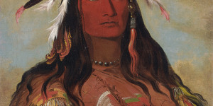 Art Review: George Catlin @ National Portrait Gallery