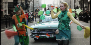 Where To Celebrate St Patrick's Day In London 2013