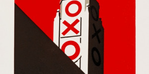 Iconic Prints Of London At Gallery@Oxo