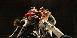Hofesh Shechter Company At Sadler's Wells: Visceral, Raw And Animalistic
