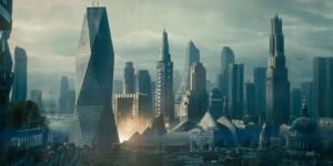 New Star Trek Trailer Depicts Future London