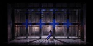 Johan Christensen Steps Into Sergei Polunin's Tights In Midnight Express