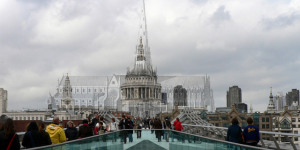 Time Travel London: Draw, Paint Or Photograph The Anachronistic City