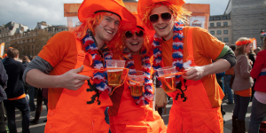 "Koninginnedag 2013: Celebrate The Dutch ""Throne Exchange"""