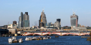 In Pictures: The Cheesegrater And Walkie-Talkie Skyscrapers