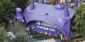 Laughter In The Purple Cow: Udderbelly Festival