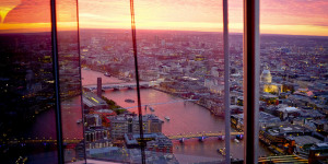 First Restaurant In The Shard To Open