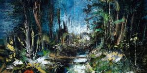 John Monks Creates Beauty In Dereliction