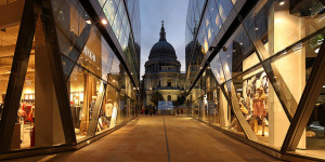 One New Change, Canary Wharf Launch Weekend Markets